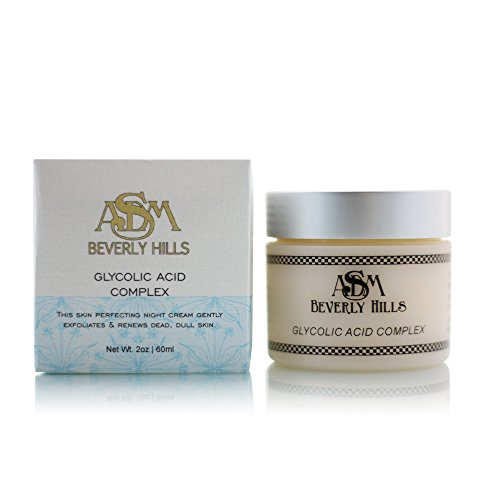 ASDM Beverly Hills Glycolic Acid Night Cream, 2 ()