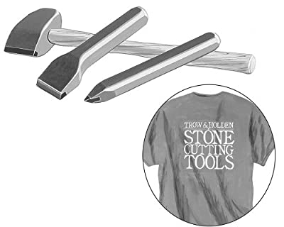 Carbide Masonry Set by Trow and Holden Company