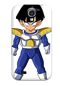 New Fashion Premium Tpu Case Cover For Galaxy S4 - Kid Gohan 7452691K98988304