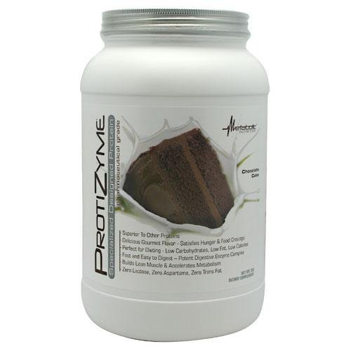 Metabolic Nutrition Protizyme,