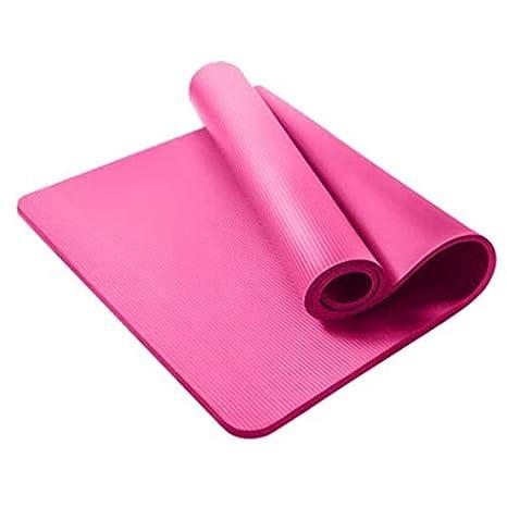 YOOMAT 15MM NBR Non-Slip Yoga Mats For Fitness Brand Pilates ...