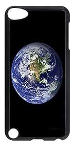 iPod 5 Case Skyviews Earth PC Custom iPod 5 Case Cover Black