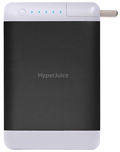 HyperJuice Plug External Battery - Battery - Retail Packaging - Black by HyperJuice