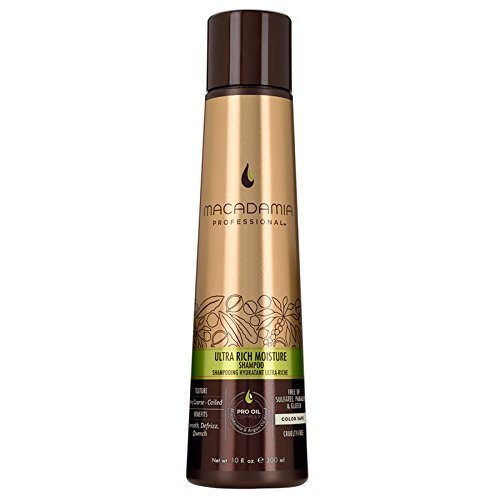 Rich Duo (Macadamia Hair Ultra Rich Moisture Shampoo & Conditioner Duo - 10 oz each from Macadamia Hair)