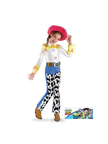 Girls Deluxe Toy Story 3 Jessie Costume - Costume Ideas (Costume Ideas For Kids)