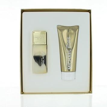 Amazon.com : Michael Kors 24k Brilliant Gold Gift Set : Beauty