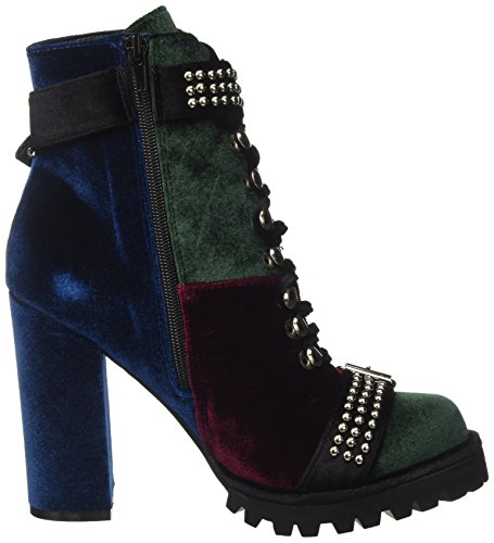 Multicolore Lilith Wine Jeffrey Anfibi Campbell Blue Black Velvet Green Donna 2 wxqfnaF5Xf