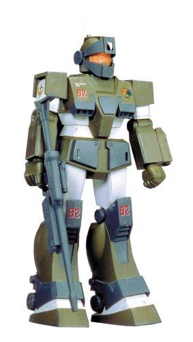 (1/144 Scale Gundam RGM-79 GM Sniper Custom - MSV Model Construction Kit by Bandai)