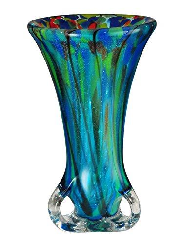 Favrile Vase (Dale Tiffany Galanto Favrile)