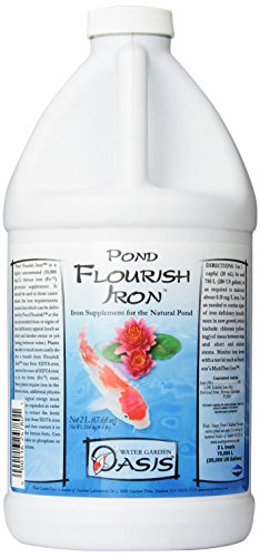 Pond Flourish Iron - 4