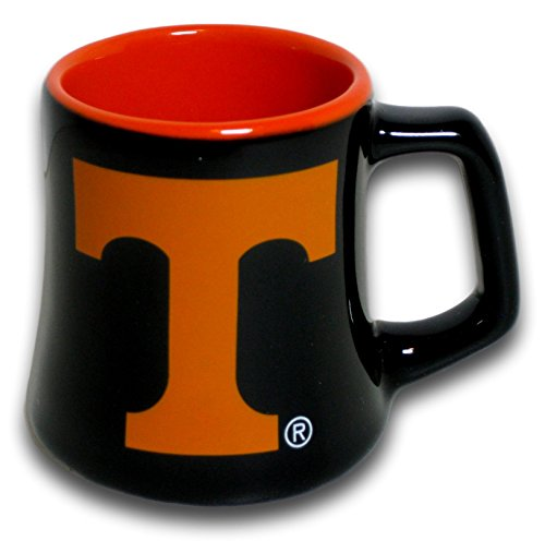 Boelter Tennessee Volunteers 2 Ounce Sculpted Ceramic Mini Shot Glass Mug - Series 2