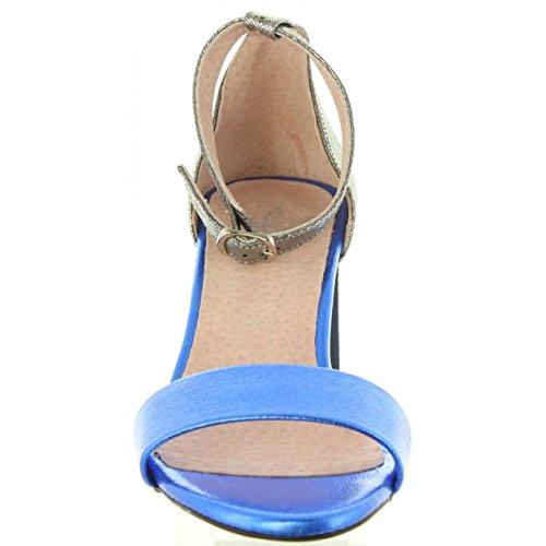 Golden Plomo 50719 Sandales C44378 Femme Pour Mtng azPw0Iw