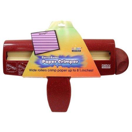 - Marvy Uchida Corrugator Paper Crimper (Straight) 1 pcs sku# 1843511MA