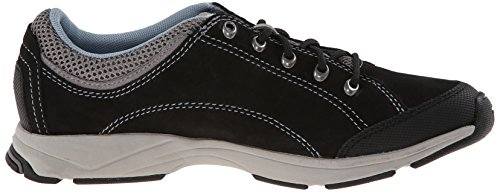 Black Sidewalk Nubuck Walking Women's Shoe Rockport Chranson Expressions 5YUwAqUnxS