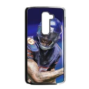 Chicago Bears LG G2 Cell Phone Case Black persent zhm004_8619648