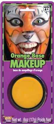 Forum Novelties Orange Grease Paint -