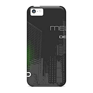 New Style Tpu 5c Protective Case Cover/ Iphone Case - Htcdesiresmeloonas