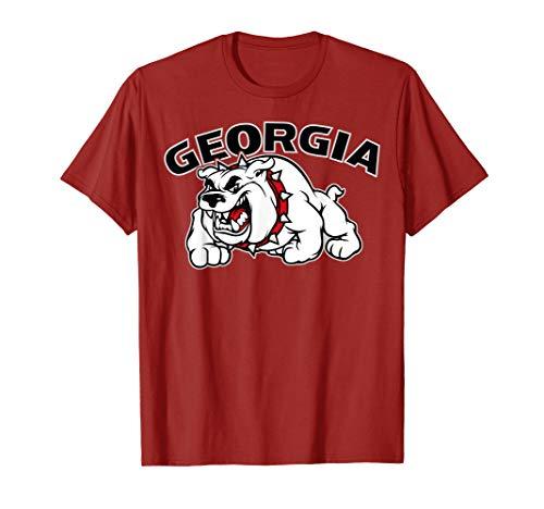 (Georgia Bulldog T-shirt)