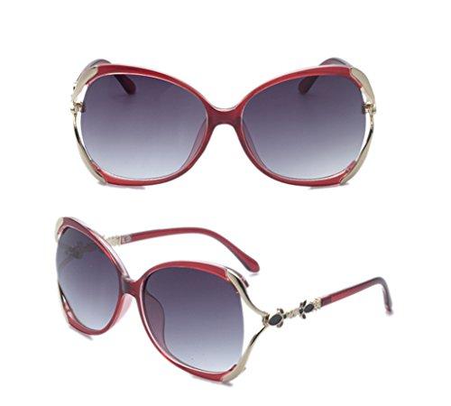 Gafas personalizadas amp;Gafas elegantes de Color E Gafas Gafas D conducción de amp; de Lente sol Gafas protecciónn sol de X qI7xRw