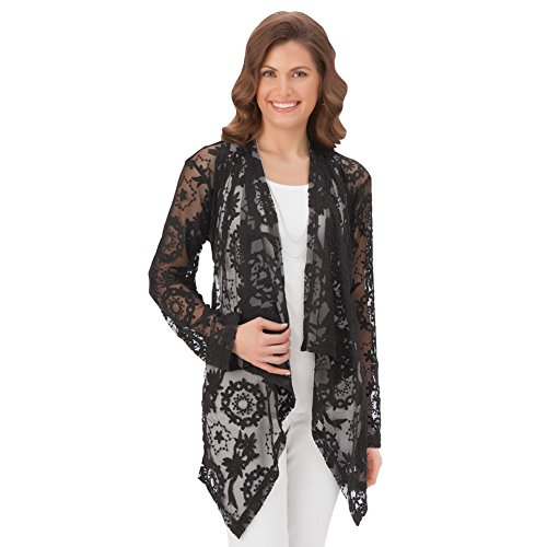 Womens Cascade Cardigan Machine Washable