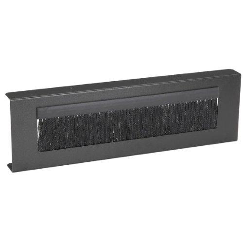 Black Box Bottom Rear Brush Grommet Kit for 30'' W Elite Cabinets