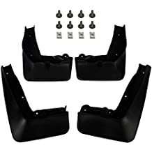 A-Premium Splash Guards Mud Flaps Mudflaps for BMW E84X1 2011-2015 Front and Rear 4-PC Set