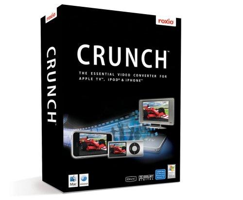 Roxio Crunch Win/Mac