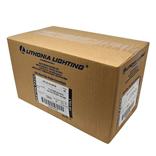 - Lithonia Lighting (Pack of 6) 13W Ultra Thin 6
