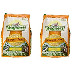 Wagner's 18542 Cracked Corn 2 Pack