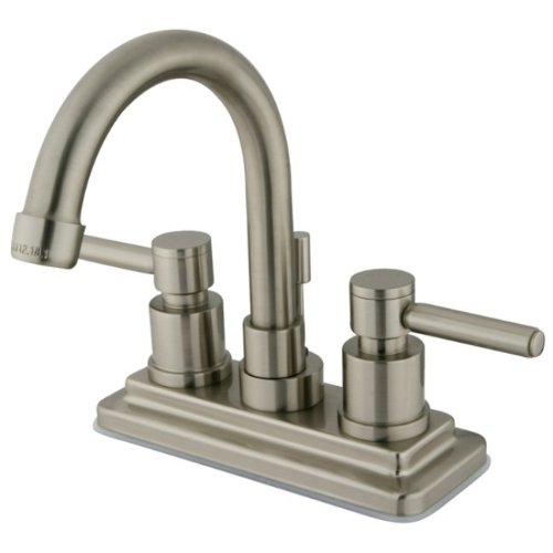 Kingston Brass KS8668DL Concord Twin Lever Handles 4