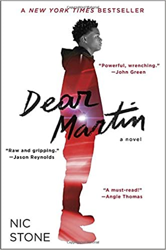 Image result for dear martin book
