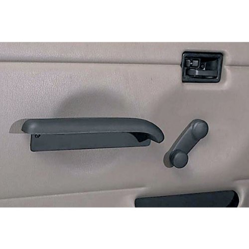 Rugged Ridge 11830.01 Hard Door Arm Rest - Pair
