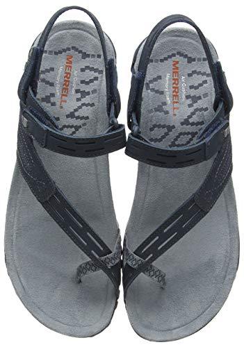 Merrell Women's Terran Convertible II Sandal, Slate, 6 M US