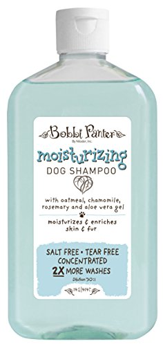Bobbi Panter Natural Moisturizing Dog Shampoo, 14-Ounce