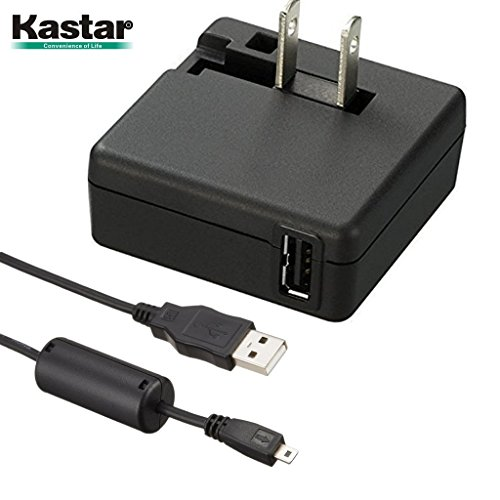 Kastar AC Adapter Charger & UC-E6 cable for Nikon EH-70P EH-69 EH-68 Coolpix P100 P530 P series and Coolpix S2700 S2800 S3500 S3600 S3700 S series digital cameras ( Detail model check description )