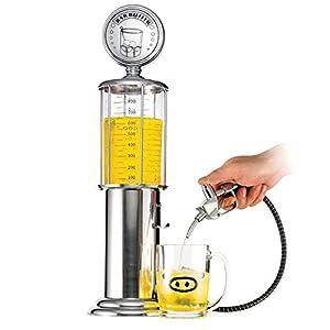 Mini Gas Pump Drink Whiskey Dispenser Machine Liquor Wine Beer Soda Beverage Vessels Gun BarForDrinking