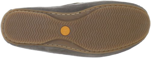 Woodland Mens Earthkeepers City Venetian Driving Shoe Grigio
