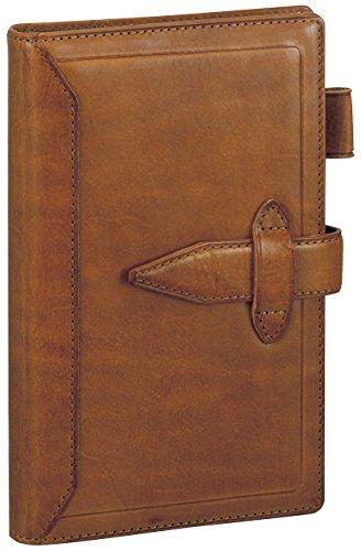 Reimeifujii organizer Da Vinci Russian Roma Classic Bible Brown DB3011C