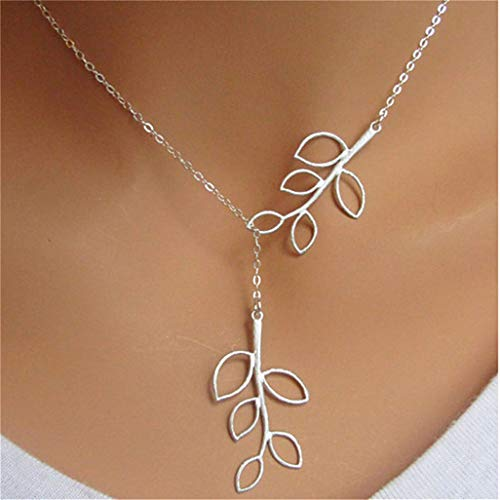 WEILYDF Clavicle Chain Women Minimalist Design Small Fresh Necklace Glamorous Student Short Necklace Adjustable Chain (For Necklaces Dollars 2)