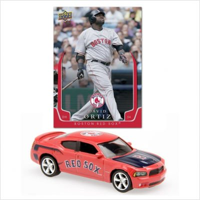 MLB Double Header David Ortiz Car and Trading - Cards Sports Elite