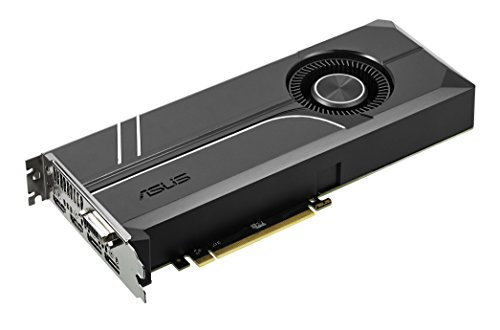 ASUS TURBO-GTX1080TI-11G GeForce GTX 1080 Ti 11 GB GDDR5X - Tarjeta gráfica (GeForce GTX 1080 Ti, 11 GB, GDDR5X, 7680 x 4320 Pixeles, PCI Express 3.0, ...