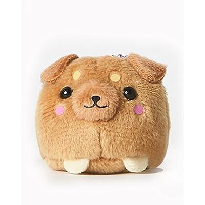 "Shinjidai Cute Kawaii Animal Friends Mini Strap Plush (1.5"", Dog - Golden Retriever): Toys & Games"