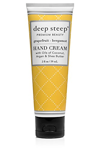 Deep Steep Hand Cream