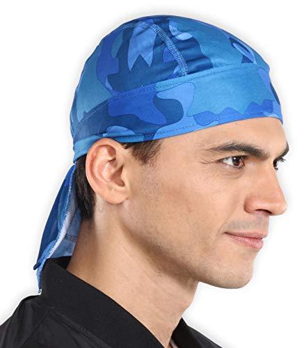 Sweat Wicking Cooling Helmet Liner - Do Rag