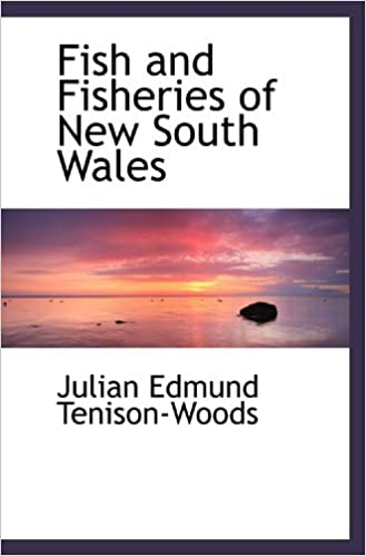 Book Fish and Fisheries of New South Wales