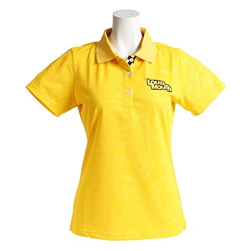 ラウドマウスゴルフ Loud Mouth Golf 半袖シャツ?ポロシャツ 半袖ポロシャツ レディス