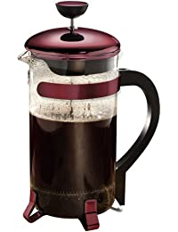 Primula Classic 8-Cup Coffee Press, Metallic Red Review
