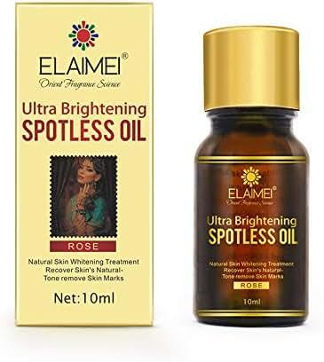 ELAIMEI Ultra Brightening Spotless Oil Skin Care Dark Spots Remove Age Spots Hyper-Pigmentation 10ML(2Pack)