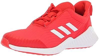 adidas Originals Unisex-Kids Fortarun Running Shoe, Hi-Res Red/White/Black, 2 M US Little Kid