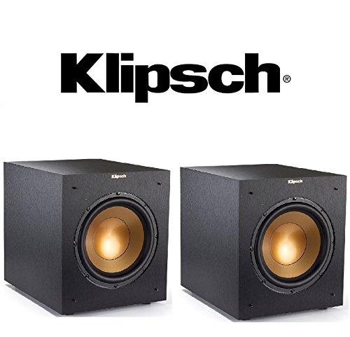 1 Pair (2 pieces) Klipsch R-10SWi 10